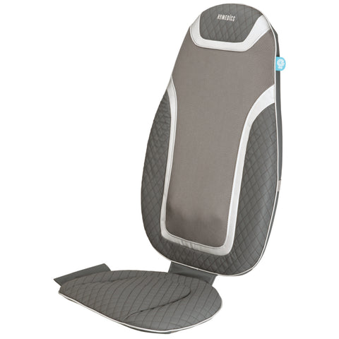 Homedics Gentle Touch Gel Deluxe Massage Cushion with Soothing Heat