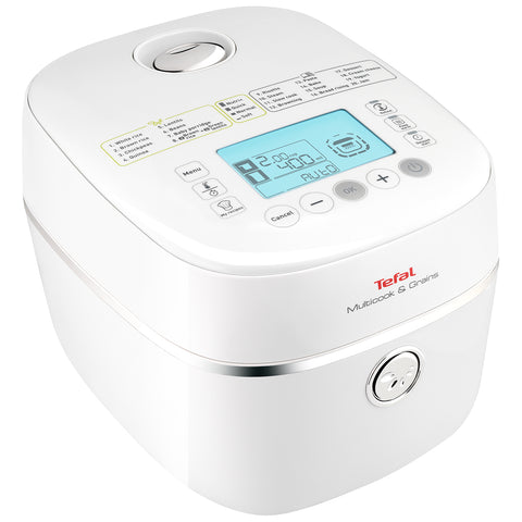 Image of Tefal Multicook & Grain Rice Cooker, RK900