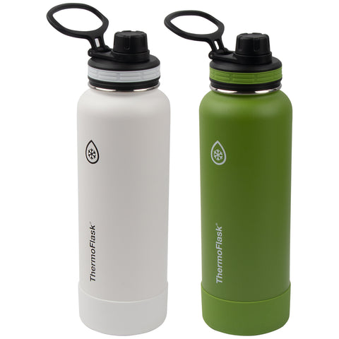 ThermoFlask Insulated Stainless Bottle 1.2L, 2pk, 1295734