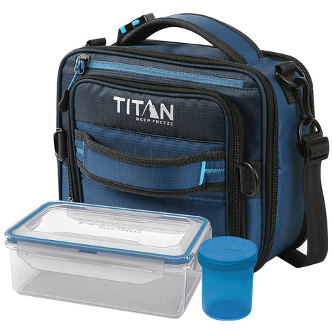 Image of Titan Expandable Lunch Pack with Ice Packs