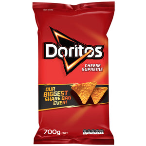 Doritos Cheese Supreme 700g x 2