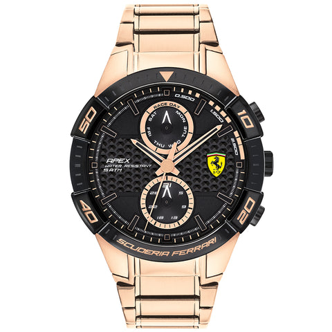 Image of Scuderia Ferrari Apex Men's Watch 0830640