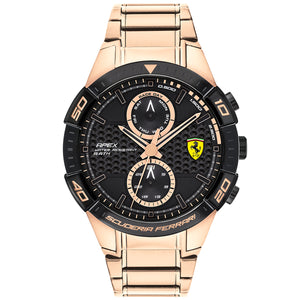 Scuderia Ferrari Apex Men's Watch 0830640