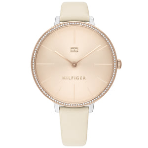 Tommy Hilfiger Kelly Beige Women's Watch 1782111