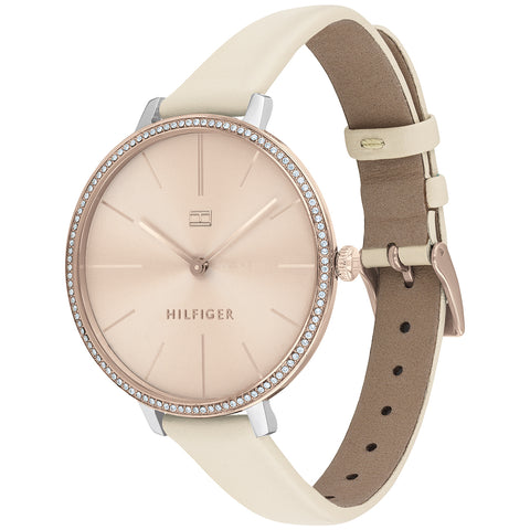 Image of Tommy Hilfiger Kelly Beige Women's Watch 1782111