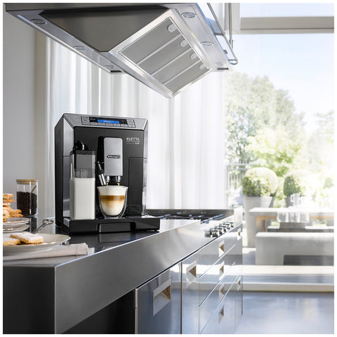 DeLonghi Eletta Fully Automatic Coffee Machine, ECAM45760B