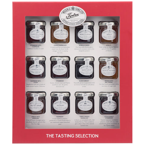 Tiptree Jam Tasting Pack