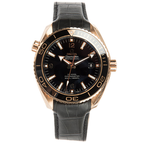 Omega Seamaster Planet Ocean Co-Axial Men's Watch 232.63.46.21.01.001