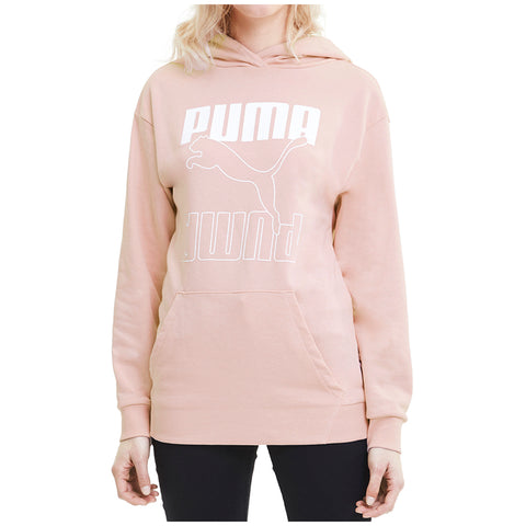 Image of Puma Women's Elongated Hoodie