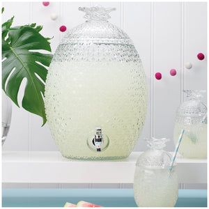 Maxwell & Williams Aloha Pineapple Drink Dispenser,10.3L