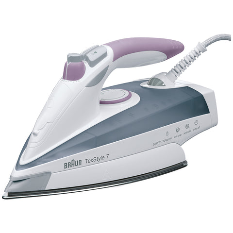 Image of Braun TexStyle 7 Steam Iron, TS755A