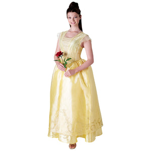 Rubies Women's Disney Beauty and the Beast Belle Costume