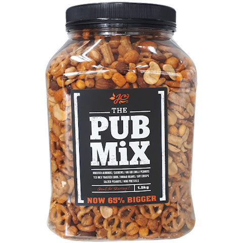 JC's Quality Foods The Pub Mix 1.5Kg