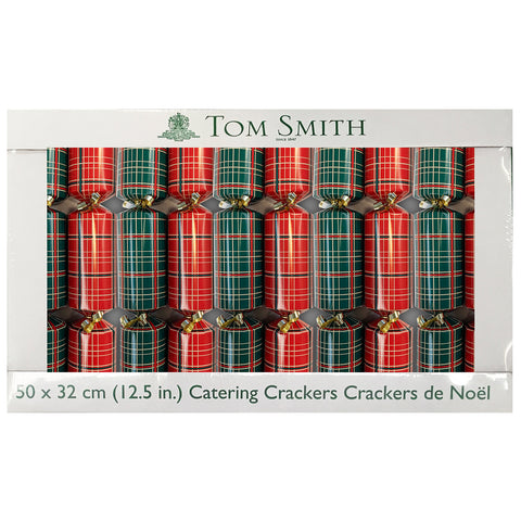 Tom Smith Christmas Crackers 50pk