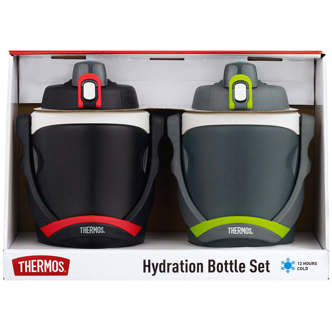 Image of Thermos Hydration Bottle Set 1.9L 2pk