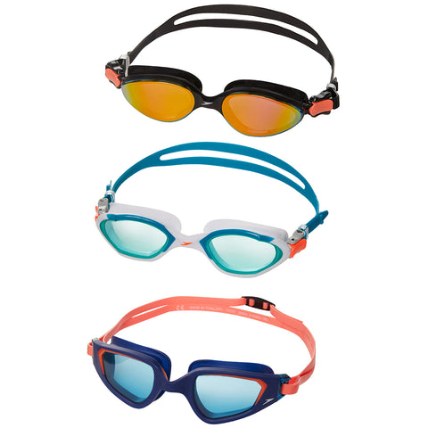 Image of Speedo Adult Goggles 3pk