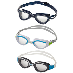 Speedo Adult Goggles 3pk