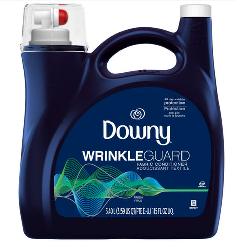 Downy Wrinkleguard Fabric Conditioner 3.4L
