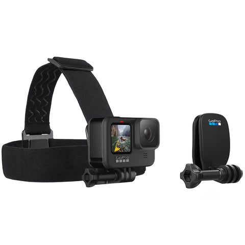 Image of GoPro Head Strap & QuickClip ACHOM-001