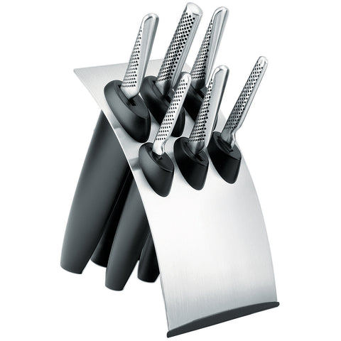 Global Millennium Knife Block Set 7pc