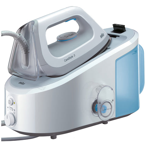 Image of Braun CareStyle 3 Steam Generator Iron, IS3045WH