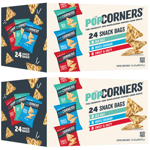 Image of Popcorners Variety Box 48 x 28g