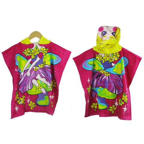 Image of Ramesses Kids' Beach Towel Poncho