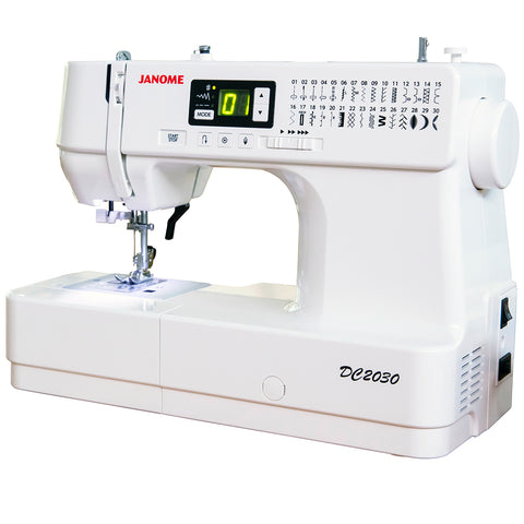 Janome Sewing Machine DC2030