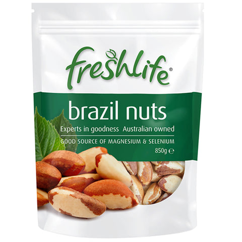 Image of Freshlife Natural Brazil Nuts 2 x 850g