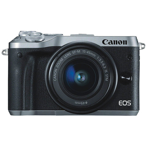 Image of Canon Camera EOS M6