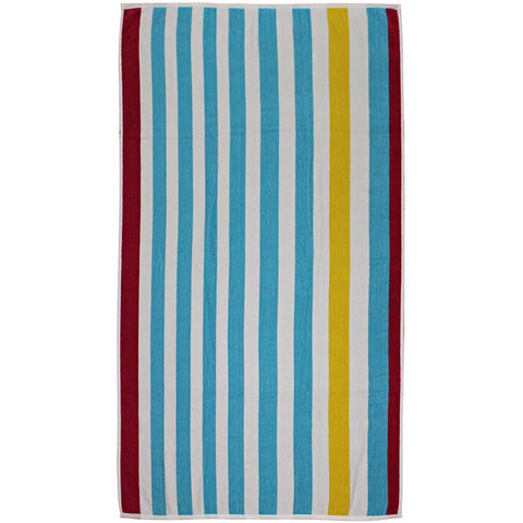 Image of Cotton Beach Byron Collection Beach Towel