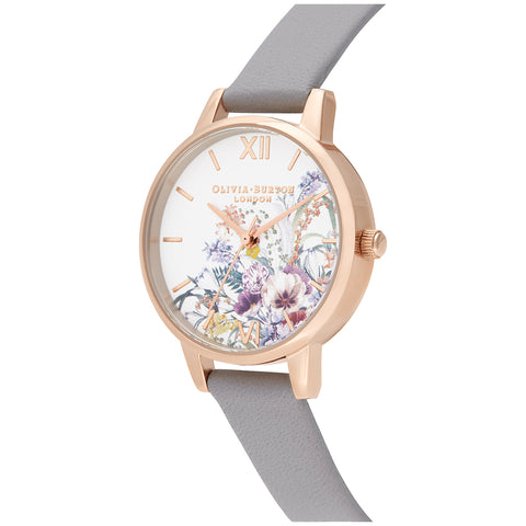 Image of Olivia Burton Enchanted Garden Women's Watch OB16EG150