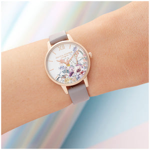 Olivia Burton Enchanted Garden Women's Watch OB16EG150