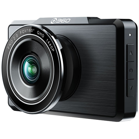 Image of 360 Front & Rear Dash Camera 360-G500H-BLK