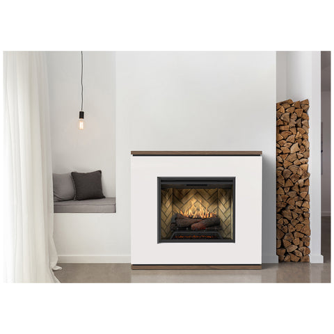Image of Dimplex Strata Mantel Electric Fireplace, 2KW, STA20-AU