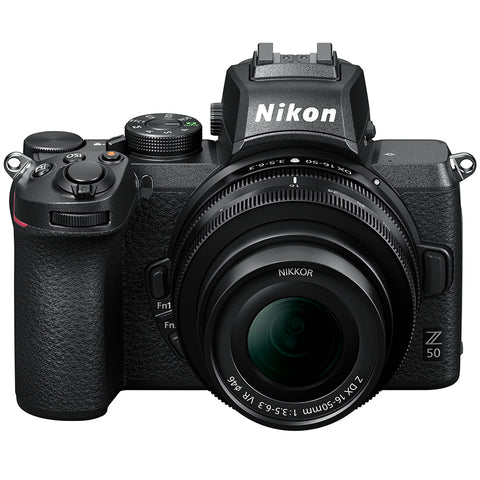 Image of Nikon Z 50 Dual Lens Camera Kit, VOK050WA