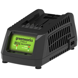 Greenworks Vacuum with Battery & Charger