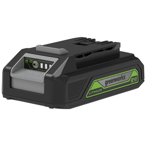 Image of Greenworks Vacuum with Battery & Charger