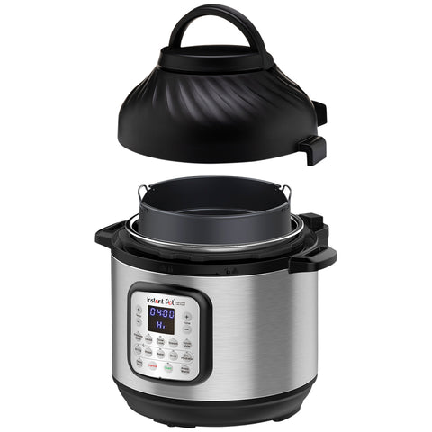 Image of Instantpot Duo Crisp + Air Fryer 8 Litre