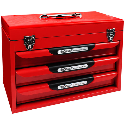 Image of Ampro Tool Chest 3 Drawer