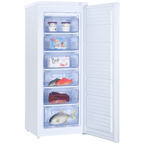 Image of Euromaid 183L Upright Freezer EUFR183W