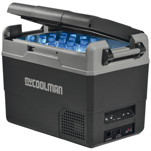 MyCoolMan 47L Single Zone Compressor Portable Fridge