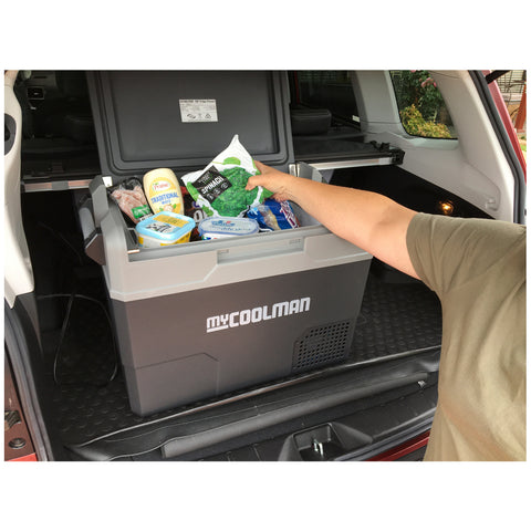 Image of MyCoolMan 47L Single Zone Compressor Portable Fridge