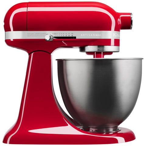 Kitchenaid Stand Mixer Mini - Empire Red 5KSM3311XAER