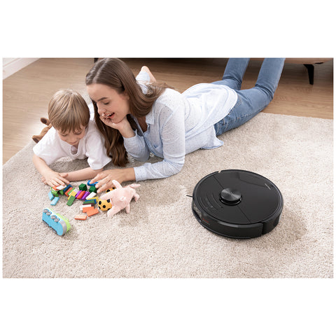 Image of Roborock S6 MaxV Robot Vacuum and Mop Cleaner, S6V52-03