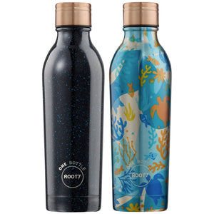 Root 7 Stainless Steel Bottles 2pk