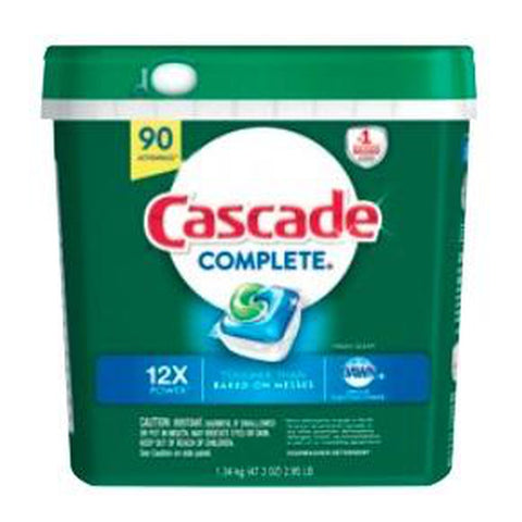 Cascade Complete Dishwashing Tablets 90 CT