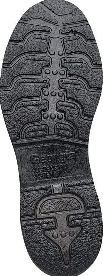 Georgia Boot Comfort Core Steel Toe Pull On Work Boot G4673- Static Dissipative