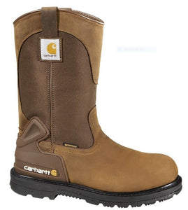 Carhartt Men's Bison 11'' Waterproof Steel Toe Work Boots CMP 1200