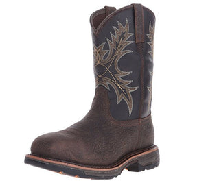Ariat Workhog H2O Waterproof Square Toe Work Boot 10017436